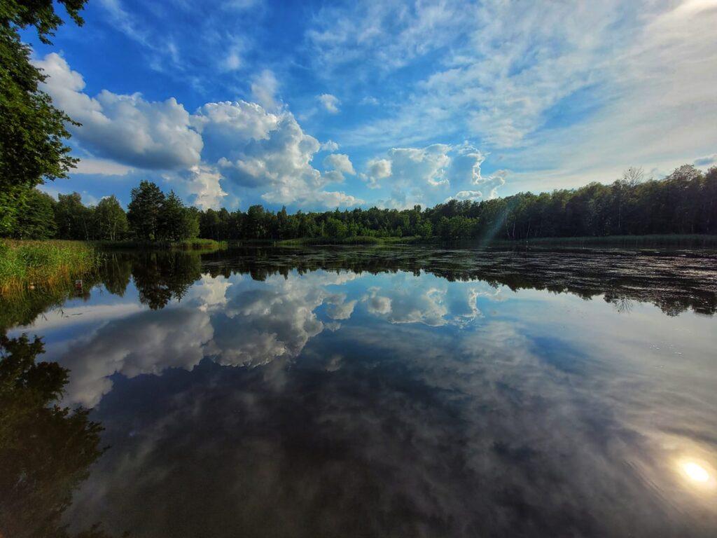 Łowisko karpiowe Piękna Woda